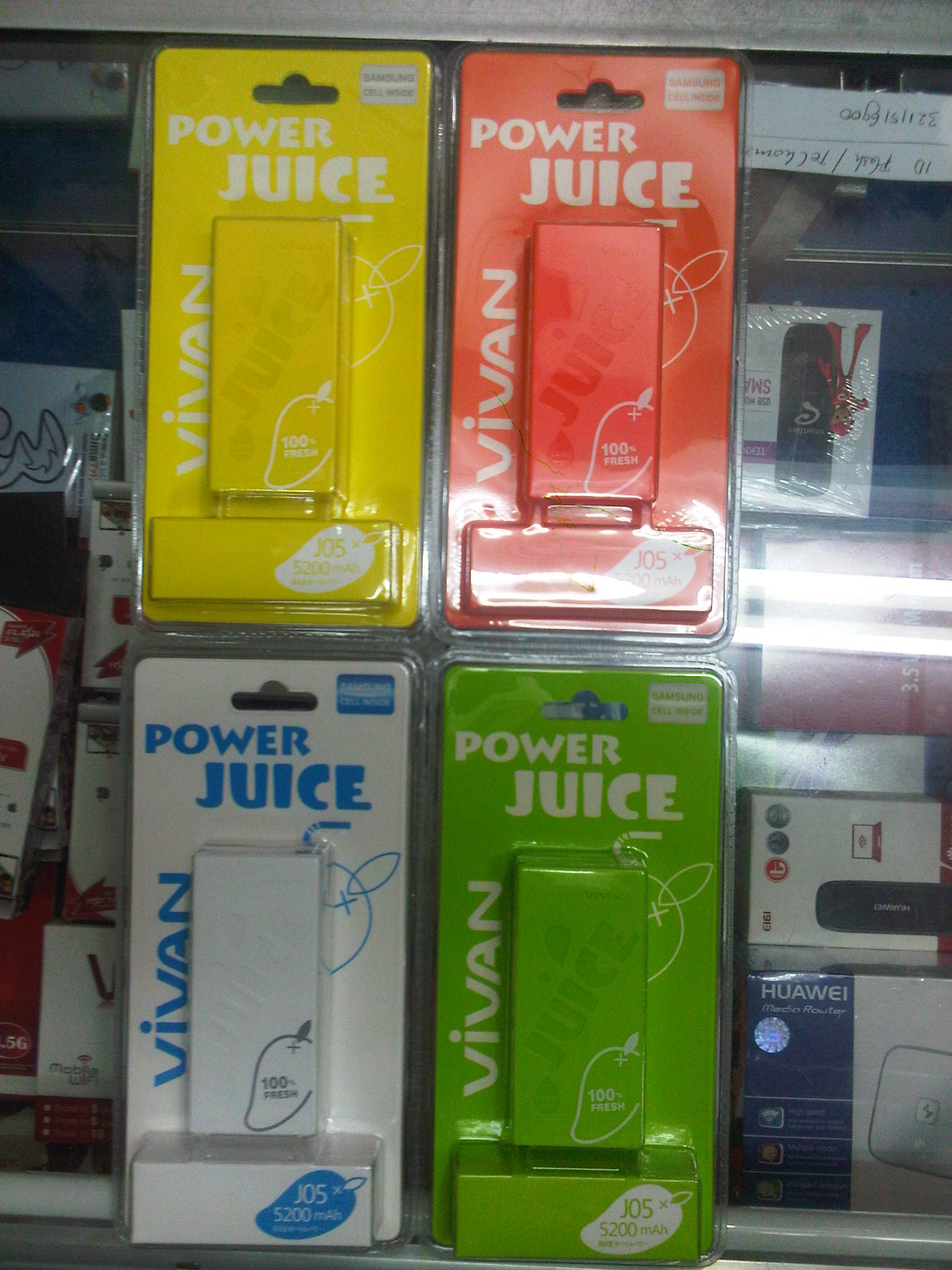 Harga Powerbank Advance